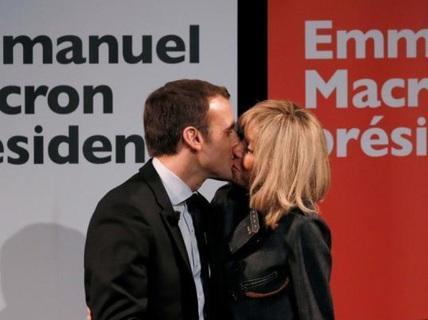 Clip: Cận cảnh đám cưới của Tổng thống Pháp với người vợ hơn 24 tuổi