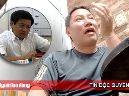 """Phường Nguyễn Thái Bình lên tiếng vụ cán bộ """"bảo kê"""" vỉa hè"""