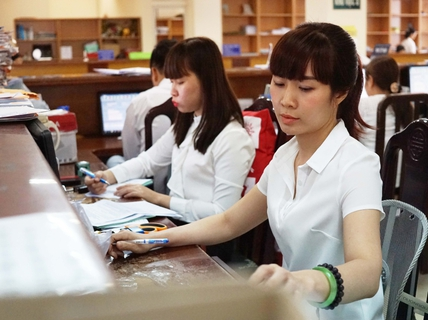 Phương án tăng lương cho cán bộ, công chức năm 2019