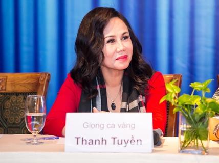 """Ca sĩ Thanh Tuyền: """"Tôi không có số yêu nghệ sĩ nên không yêu Chế Linh"""""""