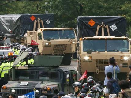 """Seoul nhượng bộ """"3 không"""" về quân sự"""