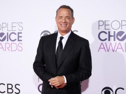 Tom Hanks được tôn vinh