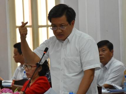 UBND TP HCM nêu lý do chậm kết luận đơn từ chức của ông Đoàn Ngọc Hải