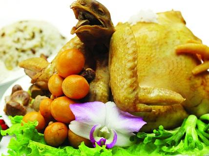 Muốn ăn gà ngon thì về xứ Quảng
