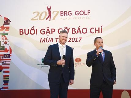2017 BRG Golf Hà Nội Festival - Sân chơi truyền thống của golfers