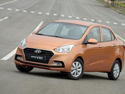 Giá xe ô tô Hyundai 2018: Cú sốc i10