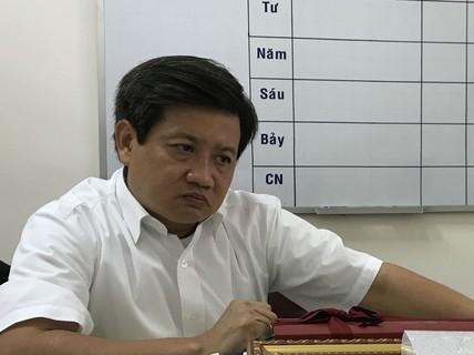 Ông Đoàn Ngọc Hải bất ngờ nộp đơn xin từ chức