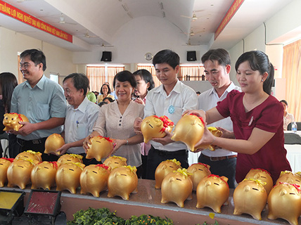 Gây quỹ học bổng Nguyễn Đức Cảnh