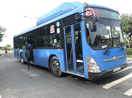 TP HCM tiếp tục thay xe buýt