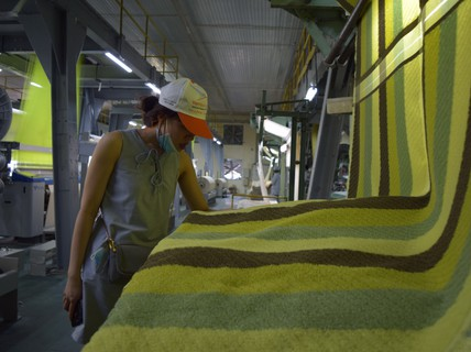 Phong Phú đưa ra thị trường khăn bông hữu cơ organic