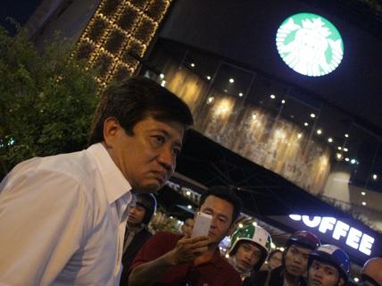 """Ông Đoàn Ngọc Hải xử quán cà phê """"chiếm dụng hàng triệu đô"""""""