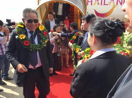 Vietjet khai trương đường bay Bangkok (Thái Lan) - Đà Lạt (Việt Nam)