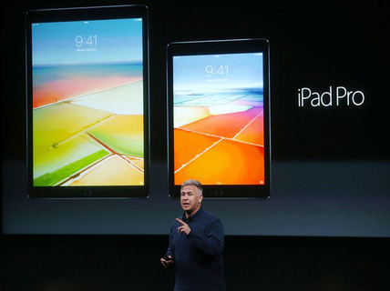 WWDC 2017: Apple ra mắt iPad Pro, iOS 11...