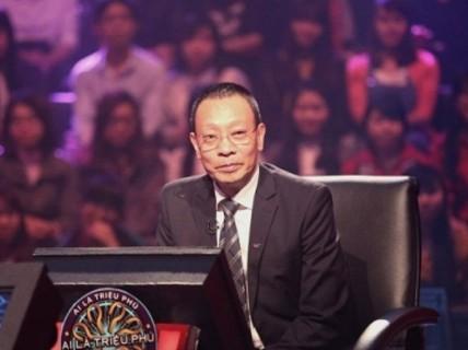 MC Lại Văn Sâm rời ghế nóng dẫn chương trình 'Ai là