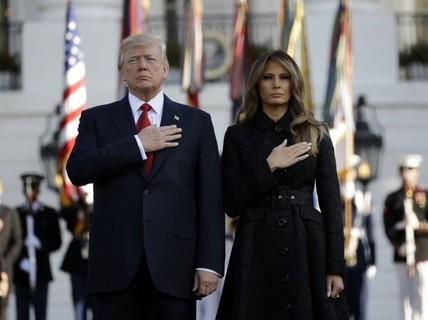Sự kiện 11-9 đã thay đổi ông Donald Trump