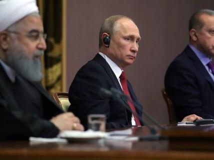 Tổng thống Putin đi tắt đón đầu ở Syria