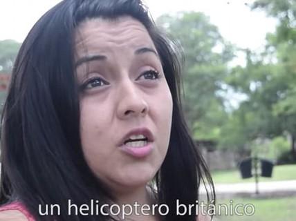 Tàu ngầm Argentina mất tích đã bị trực thăng Anh rượt đuổi?