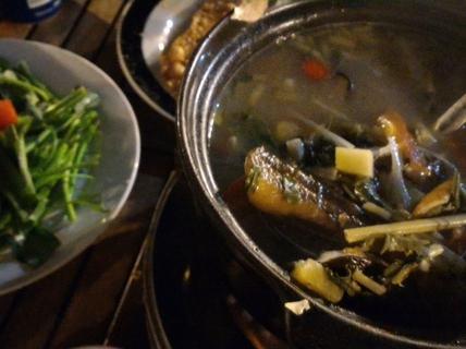 Lươn um mẻ ăn là ghiền
