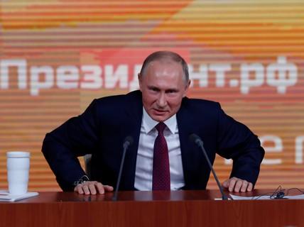 Hơn 20 năm chưa xuất hiện đối thủ, ông Putin có buồn?