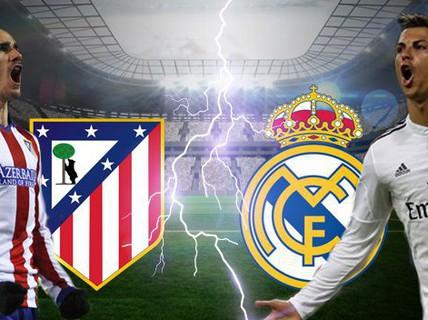 Lịch THTT: Arsenal - Tottenham, Atletico - Real Madrid