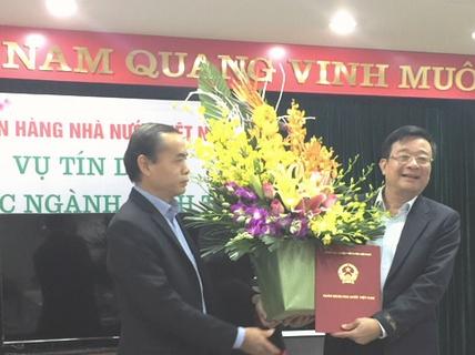 Ông Nguyễn Tiến Đông làm Chủ tịch VAMC