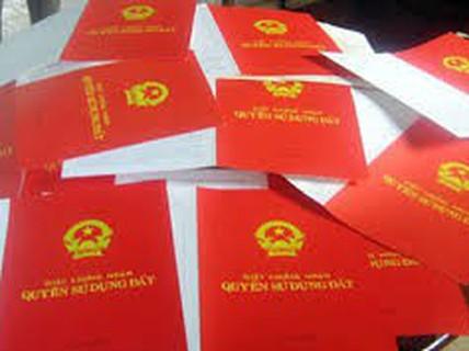 Thông tư mới dừng quy định ghi tên thành viên gia đình trong sổ đỏ