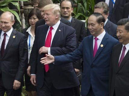 Dấu ấn APEC Việt Nam 2017