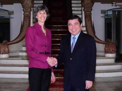 Ngân hàng Thế giới là đối tác quan trọng của TP HCM