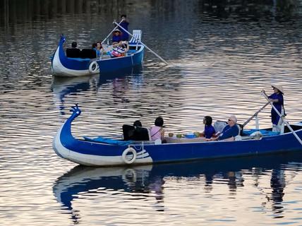 """Uổng cho một tour """"trên bến dưới thuyền""""!"""