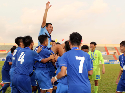 PVF vô địch U15 quốc gia