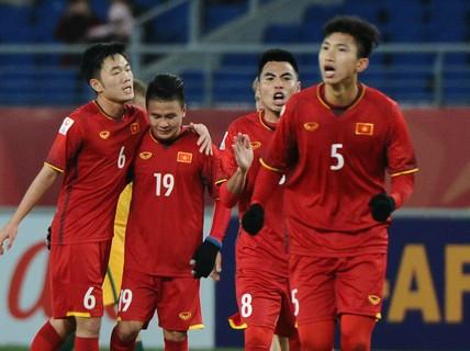Việt Nam đang gợi nhớ kỳ tích của Hàn Quốc ở World Cup 2002