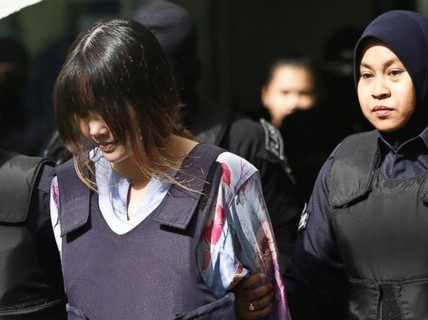 """Lời khai mơ hồ tại phiên tòa xử vụ sát hại ông """"Kim Jong-nam"""""""