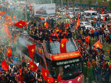 Thủ tướng gửi thư cảm ơn các cơ quan tổ chức lễ đón U23 Việt Nam an toàn