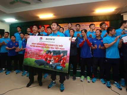 U23 Việt Nam tự chia tiền thưởng