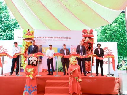 DKSH khánh thành trung tâm phân phối mới tại Việt Nam
