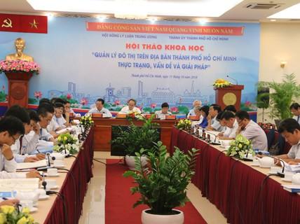 Kiến nghị mở rộng không gian đô thị TP HCM về phía Long An