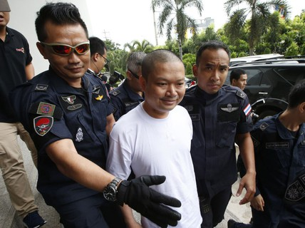 Thái Lan: Nhà sư lãnh 16 năm tù giam vì cưỡng hiếp bé gái 13 tuổi