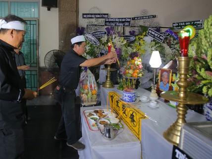 Nhớ thương anh Nguyễn Sơn!