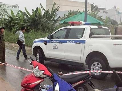 Đối tượng sát hại thanh niên mặc áo Grabbike là trẻ vị thành niên