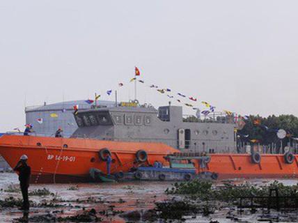 Cận cảnh 2 tàu tuần tra hiện đại nhất TP HCM