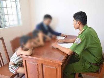 Hy hữu 2 cháu bé 7 tuổi và 9 tuổi thực hiện trót lọt 25 vụ trộm