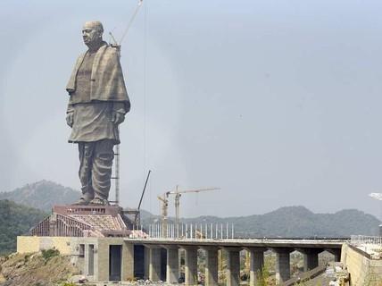 Ấn Độ: Tượng đài 430 triệu USD gây bức xúc