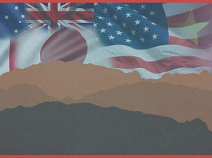 """(eMagazine) - Bàn cờ """"tự do hàng hải"""" ở biển Đông ngày càng biến hóa"""