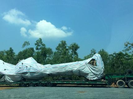"""Bắt cây """"quái thú"""" lọt nhiều trạm CSGT miền Trung"""