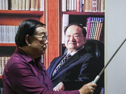 Tang lễ nhà văn Kim Dung được tổ chức riêng tư theo di chúc
