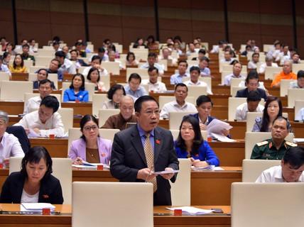 """Đại biểu QH Lưu Bình Nhưỡng """"đăng đàn"""" đánh giá về công tác điều tra của công an"""