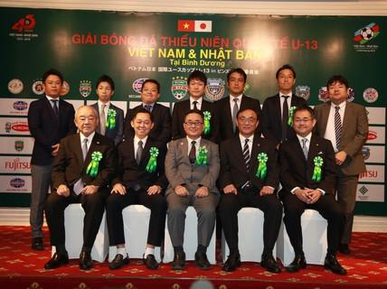 Chờ sao nhí Việt so kè bóng đá cùng Nhật Bản