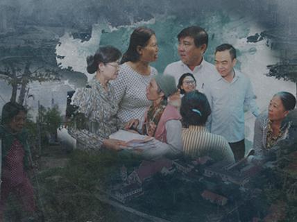 [eMagazine] - Những điều còn lại sau 3 lần tiếp dân Thủ Thiêm của Chủ tịch UBND TP HCM
