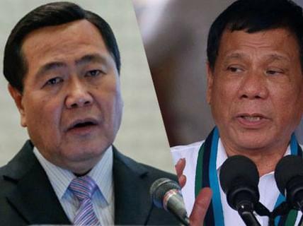 """Tổng thống Philippines bị phản ứng vì tuyên bố """"Trung Quốc khống chế biển Đông"""""""