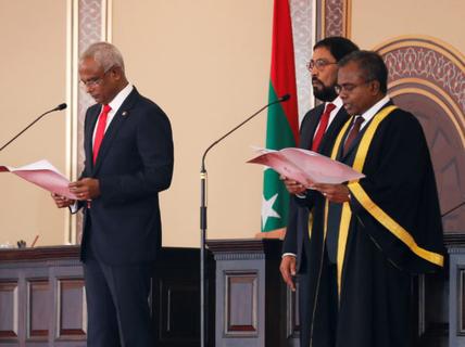 Maldives rục rịch rút khỏi hiệp định thương mại với Trung Quốc